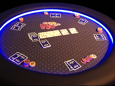 Genial Our Aim Is To Provide THE Highest Quality Poker Tables On The Market Today.